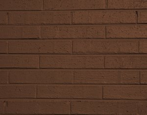 Brown Painted Brick Wall Texture Picture Free Photograph
