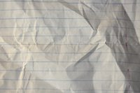 Crumpled Notebook Paper Texture  Photos Public Domain