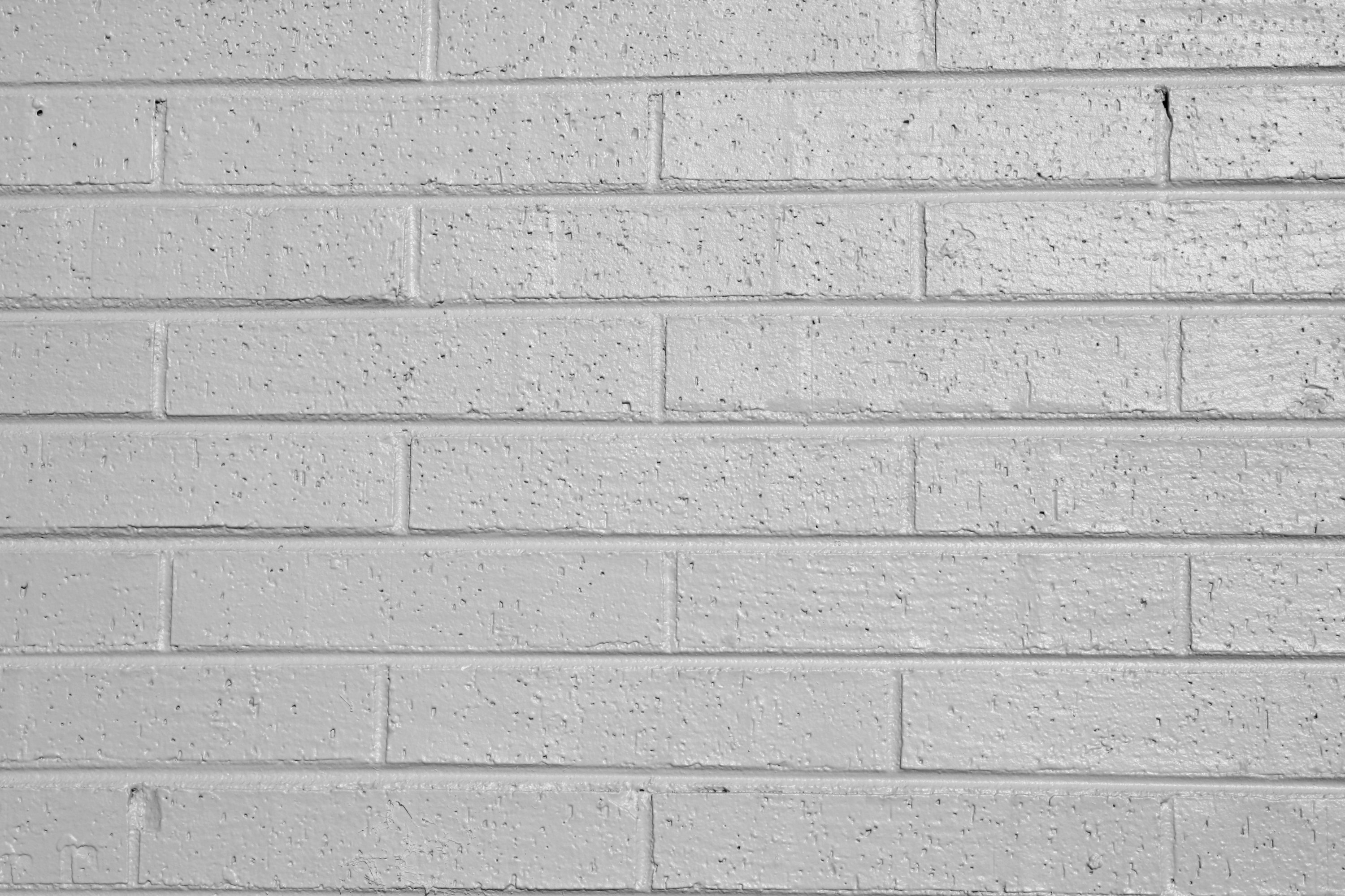 Gray Painted Brick Wall Texture Picture