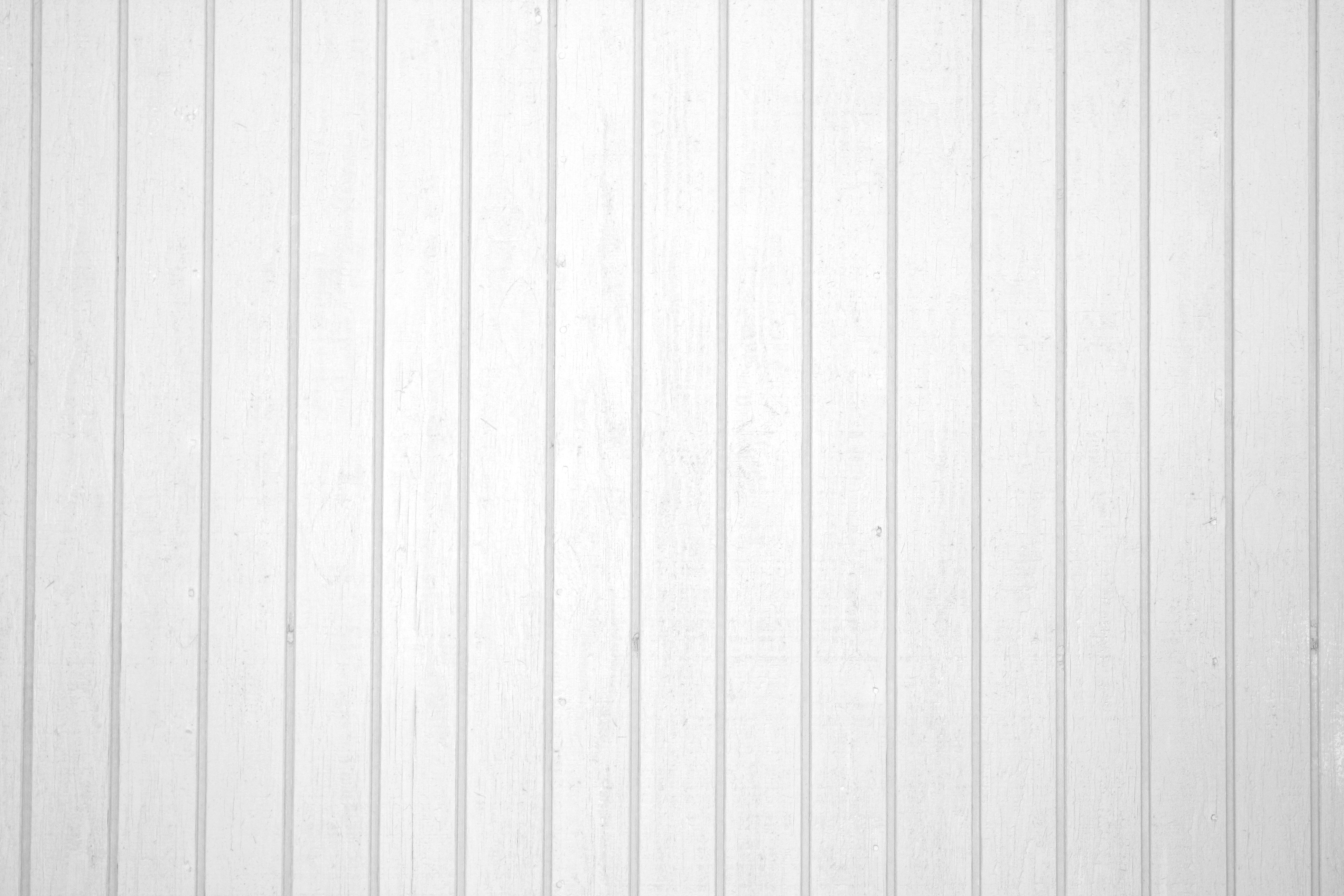 White Vertical Siding or Wall Paneling Texture Picture
