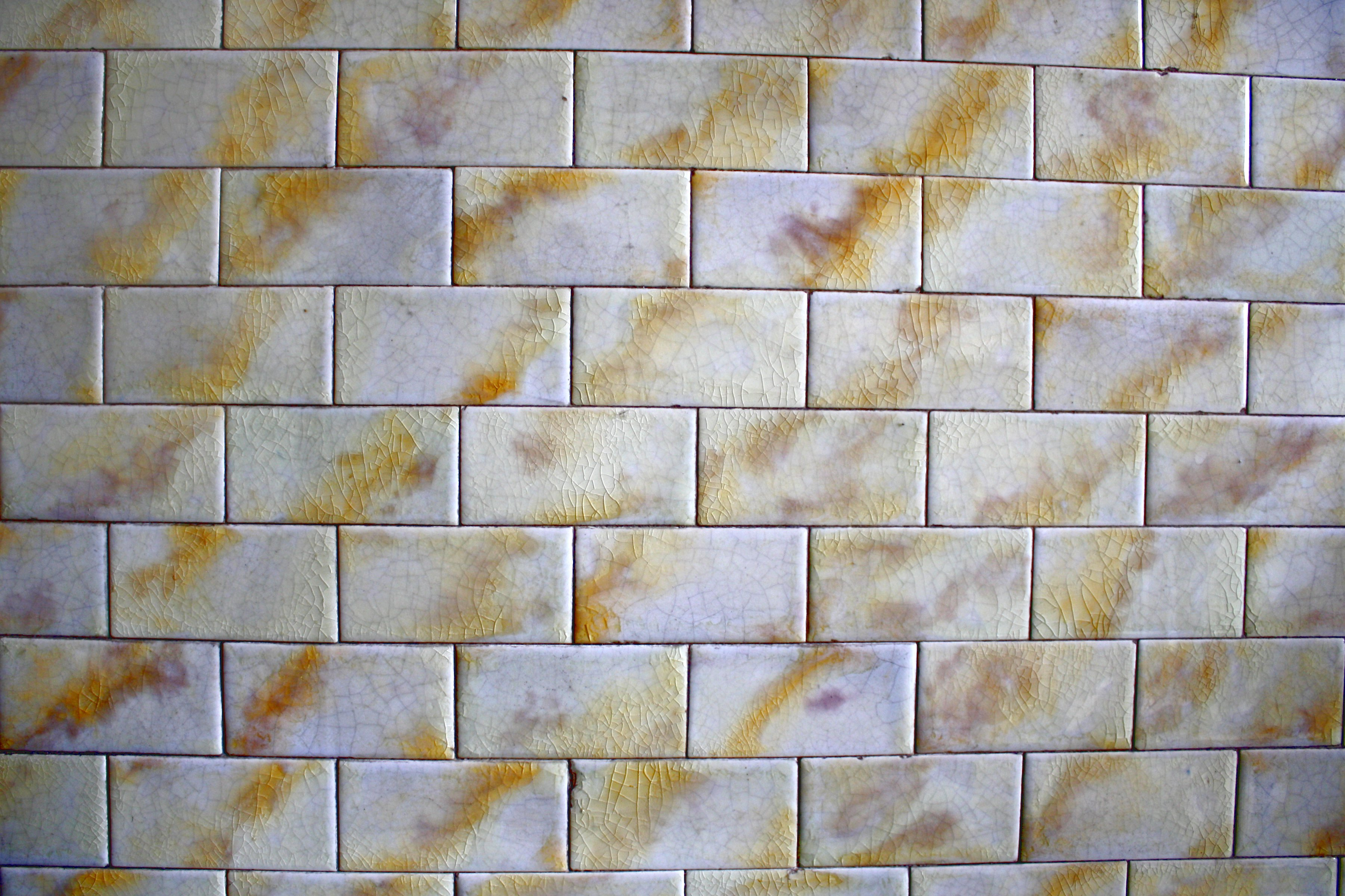 Vintage Gold and White Tile Texture Picture  Free Photograph  Photos Public Domain