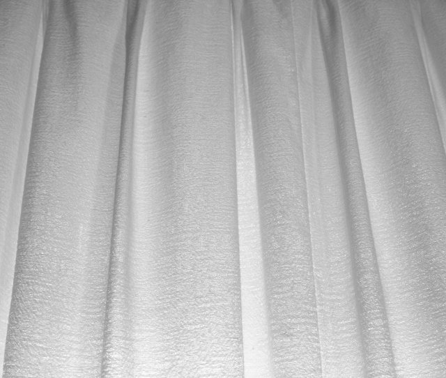 White Curtains Texture