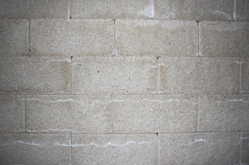 Gray Concrete Or Cinder Block Wall Texture