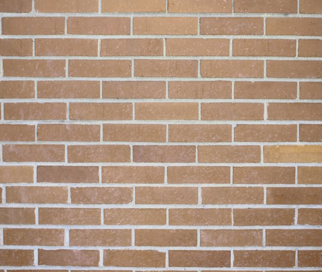 Tan Brick Wall Texture