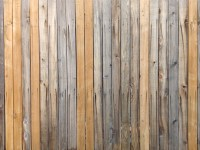 Wood Fence Boards Texture Tan and Gray Picture