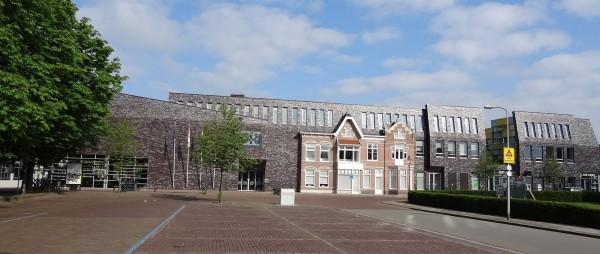 Gemeentehuis Coevorden (Nederland)
