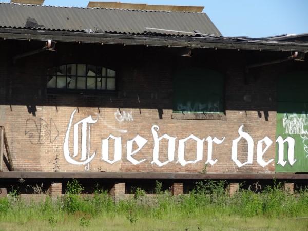 Graffiti Coevorden (Nederland)