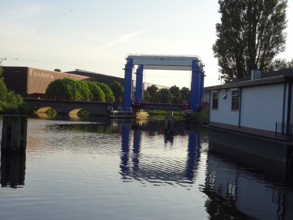 Spoorbrug Coevorden (Nederland)