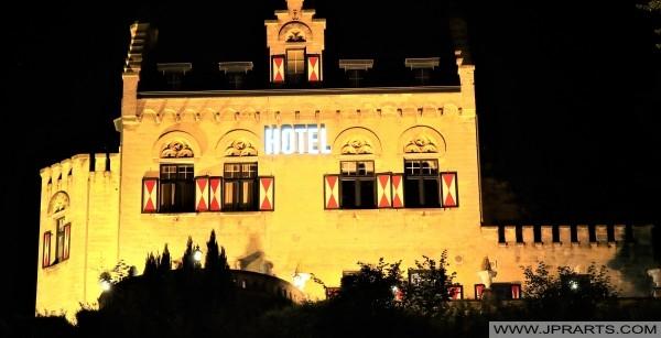 Castle Hotel (Berg en Terblijt, The Netherlands)