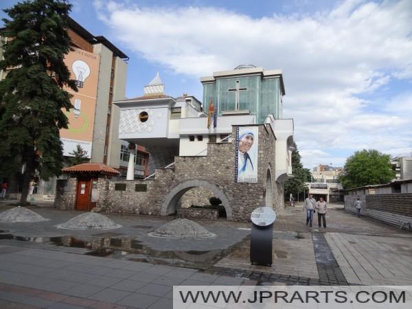 मदर टेरेसा संग्रहालय (स्कोप्जे, मेसेडोनिया)