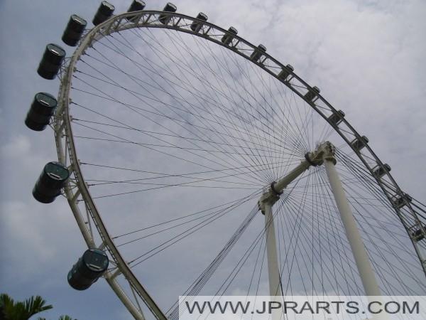 传单新加坡城市