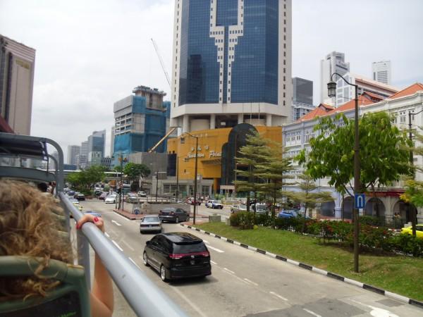 City Street Singapore
