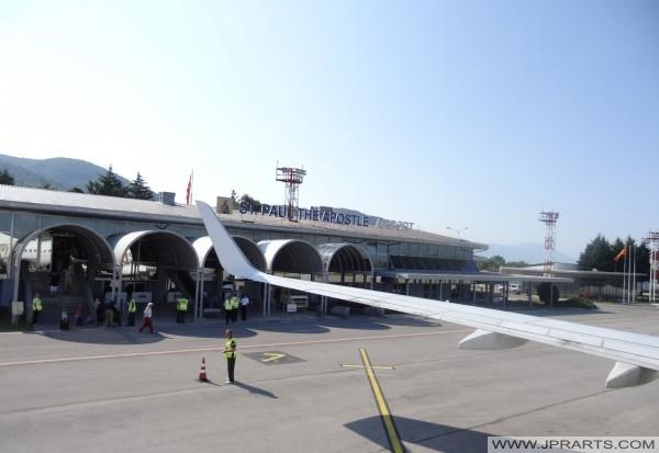 Аеродром Охрид