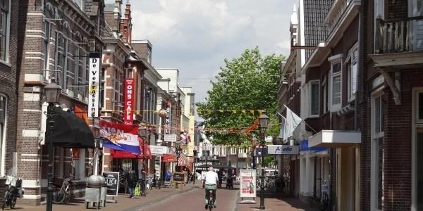 Shopping in Assen, The Netherlands
