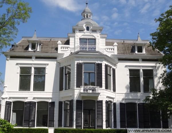 néoclassique maison à Assen (Pays-Bas)