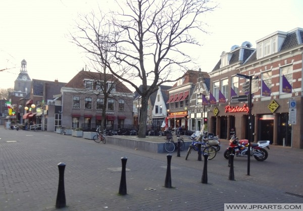 Streetview Meppel, The Netherlands