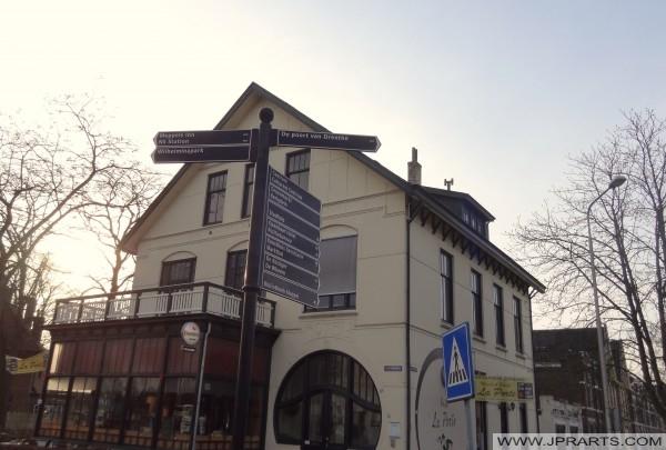 Panneaux Meppel (Pays-Bas)
