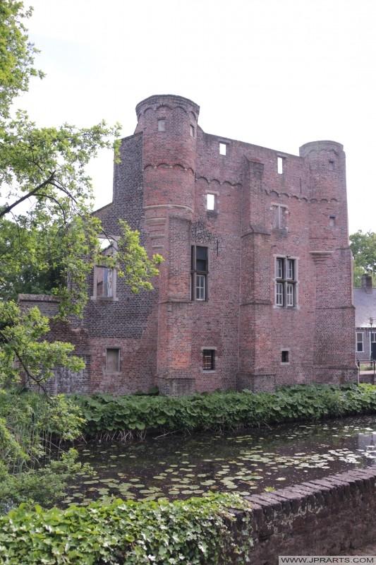 Große Schloss in Deurne, Niederlande