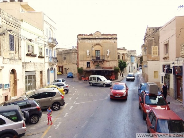Улица в Моста, Мальта