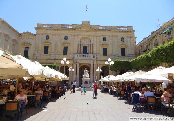 Biblioteca Nazionale di Malta a La Valletta