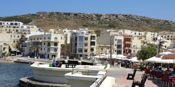 Marsalforn (Gozo, Malta)