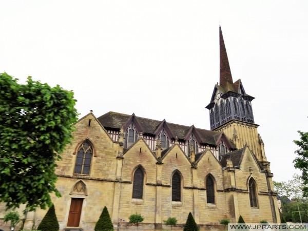 Saint-Michel Kościół w Cabourg, Francja