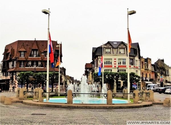 Zentrum Deauville, Frankreich