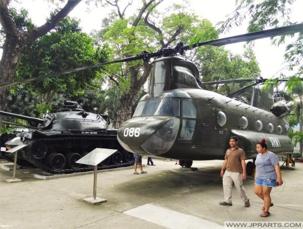 Quân đội Mỹ (Chứng tích chiến tranh Bảo tàng ở thành phố Hồ Chí Minh, Việt Nam)