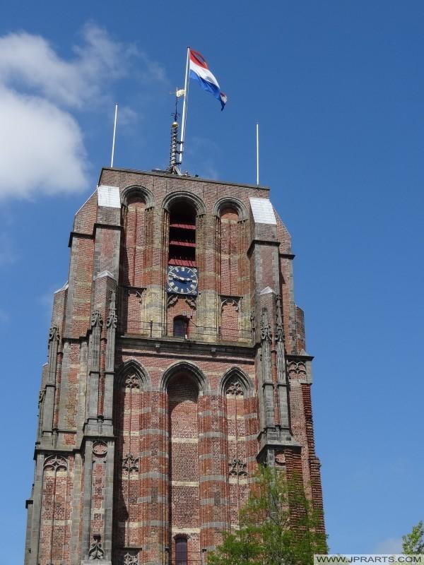De Oldehove in Leeuwarden, Friesland