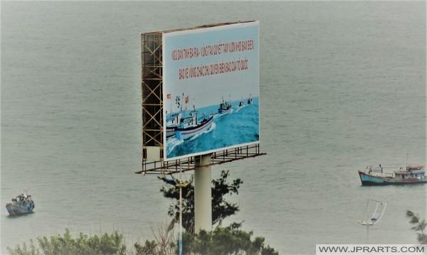 Tàu đánh cá tại Vũng Tàu, Việt Nam