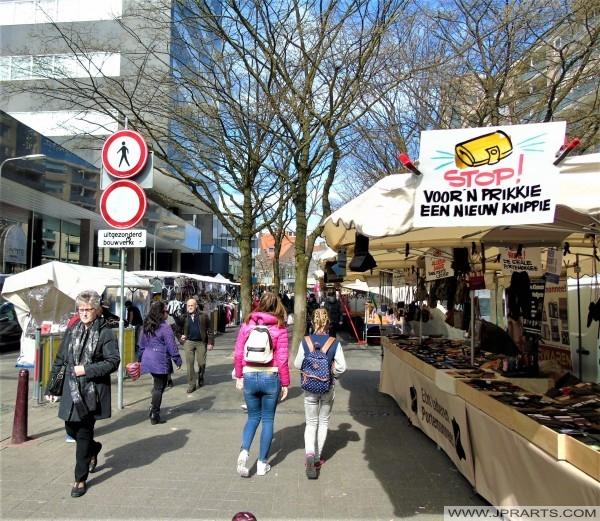 Tilburg, Hollanda Pazarı