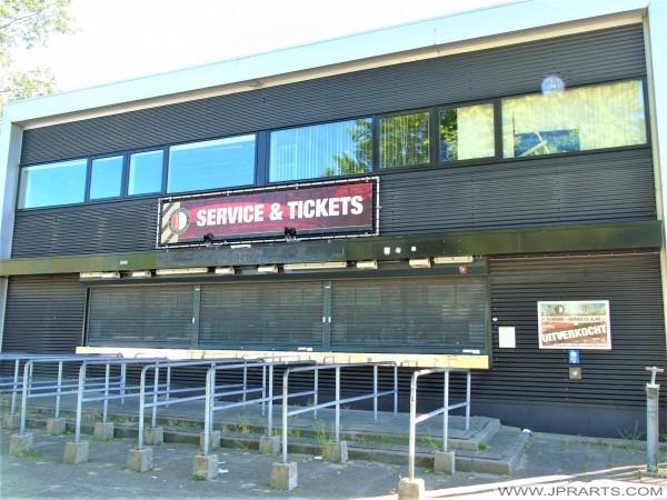 Service & Tickets Feijenoord Stadion (Rotterdam, Nederland)
