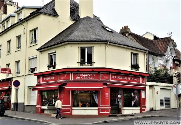 Boulangerie du Chateau à Caen, France