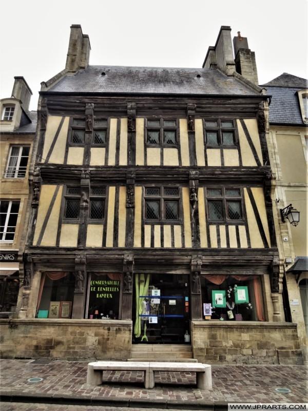 Conservatoire de la Dentelle (Bayeux, France)
