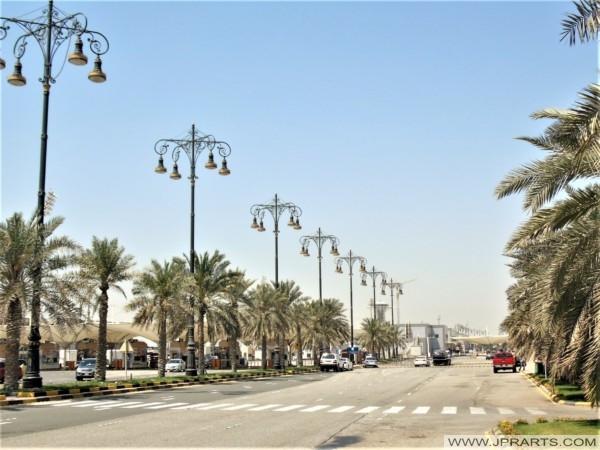 الحدود بين البحرين والمملكة العربية السعودية (جسر الملك فهد)