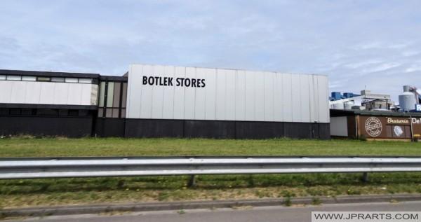 Botlek Stores (Rotterdam, Niederlande)