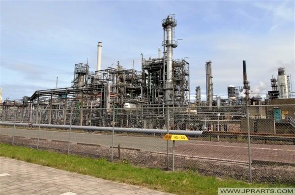 Chemische Industrie in den Niederlanden