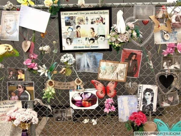 Michael Jackson Fan Tributes