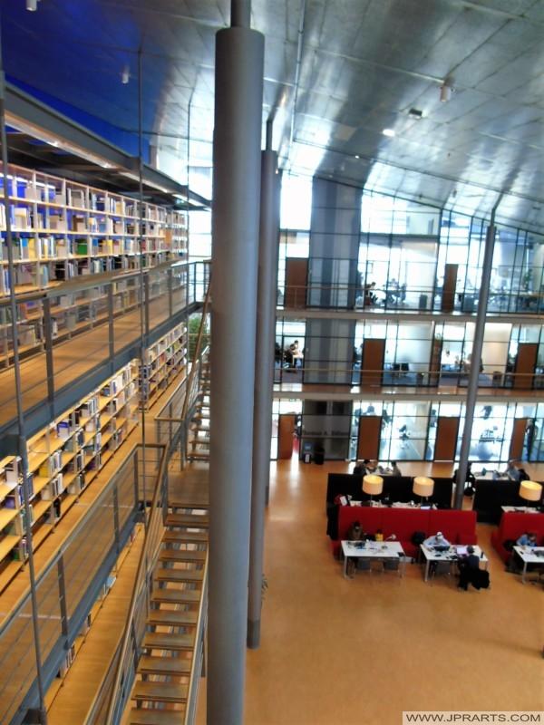 University Library (Delft, The Netherlands)
