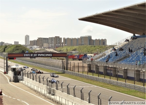 Dutch Grand Prix Circuit in Zandvoort, Netherlands