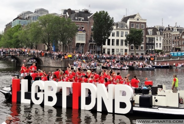 LGBT Pride Amsterdam 2019