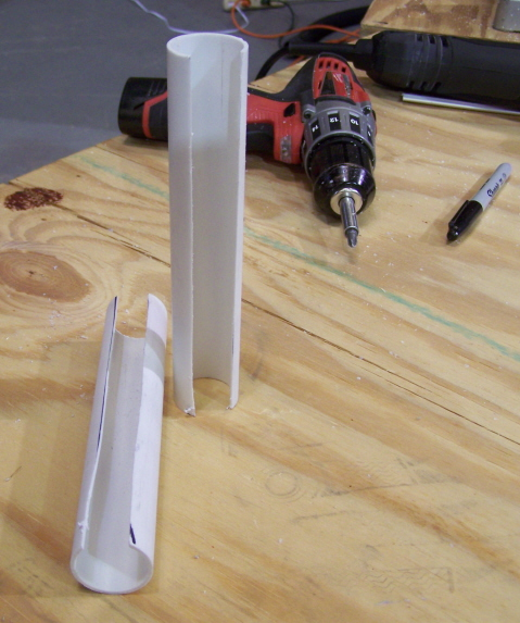 How Do You Cut Pvc Pipe Lengthwise