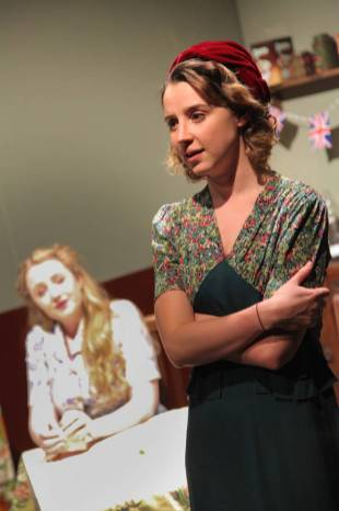Aspidistra Resistance by Polly Churchill. South London Theatre production Sept 4-8, 2018