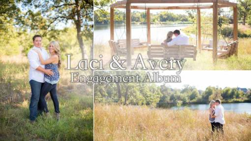 Laci & Avery's Engagement Photography Album