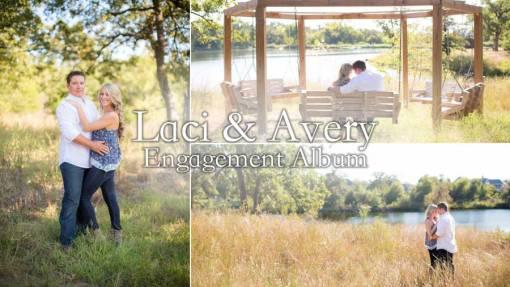 Laci & Avery's Engagement Photography Album