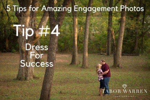 Tip #4: Dress for Success