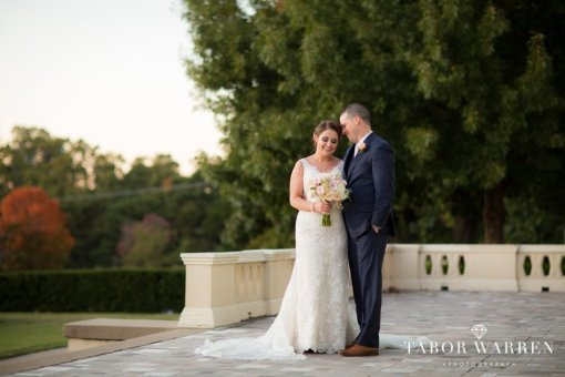 Natalie & Ryan's Tulsa Historical Society Wedding