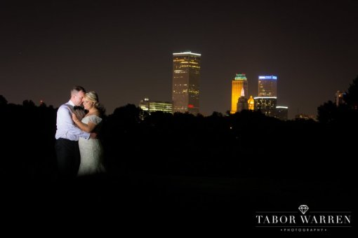 Sarah & Gordon's Boston Avenue United Methodist Church Wedding