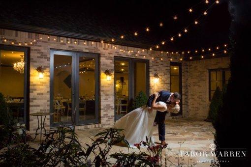 Savannah & Carl's Vesica Piscis Wedding