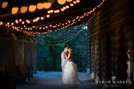Sirena & Andrew's Camp Loughridge Wedding